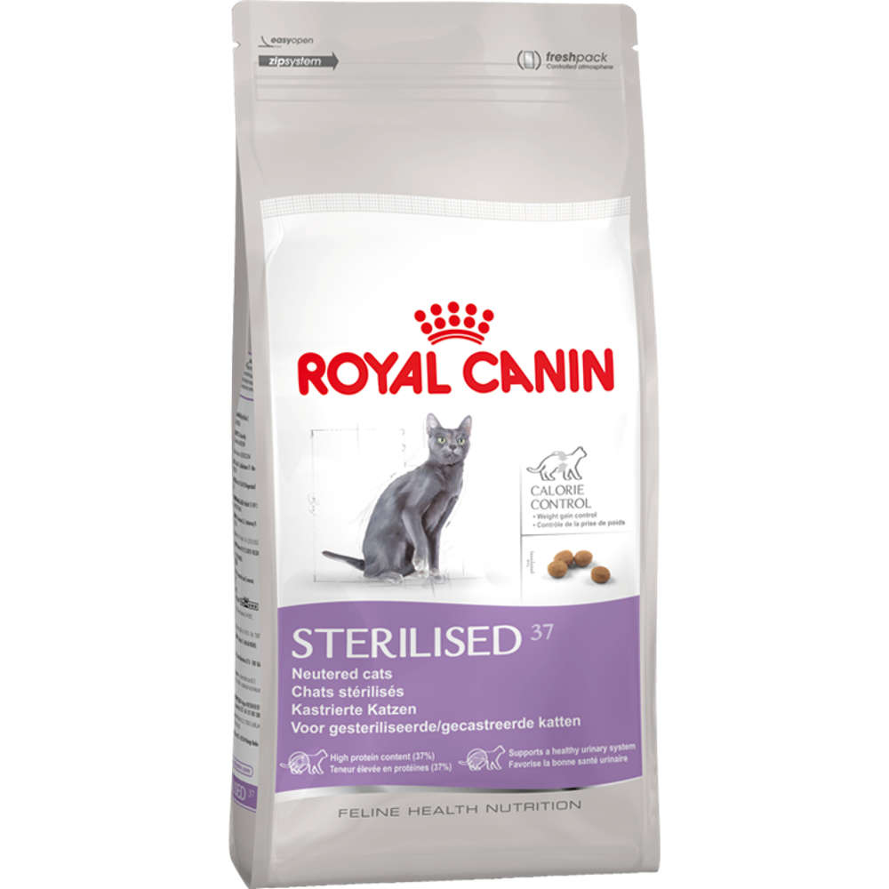 Grafik für ROYAL CANIN Sterilised 37 in raiffeisenmarkt.de