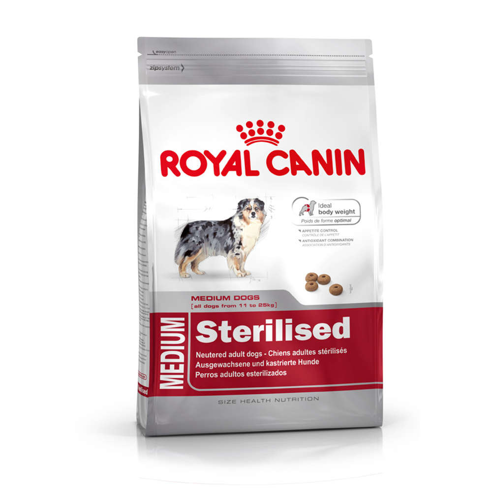 Grafik für ROYAL CANIN Medium Sterilised in raiffeisenmarkt.de