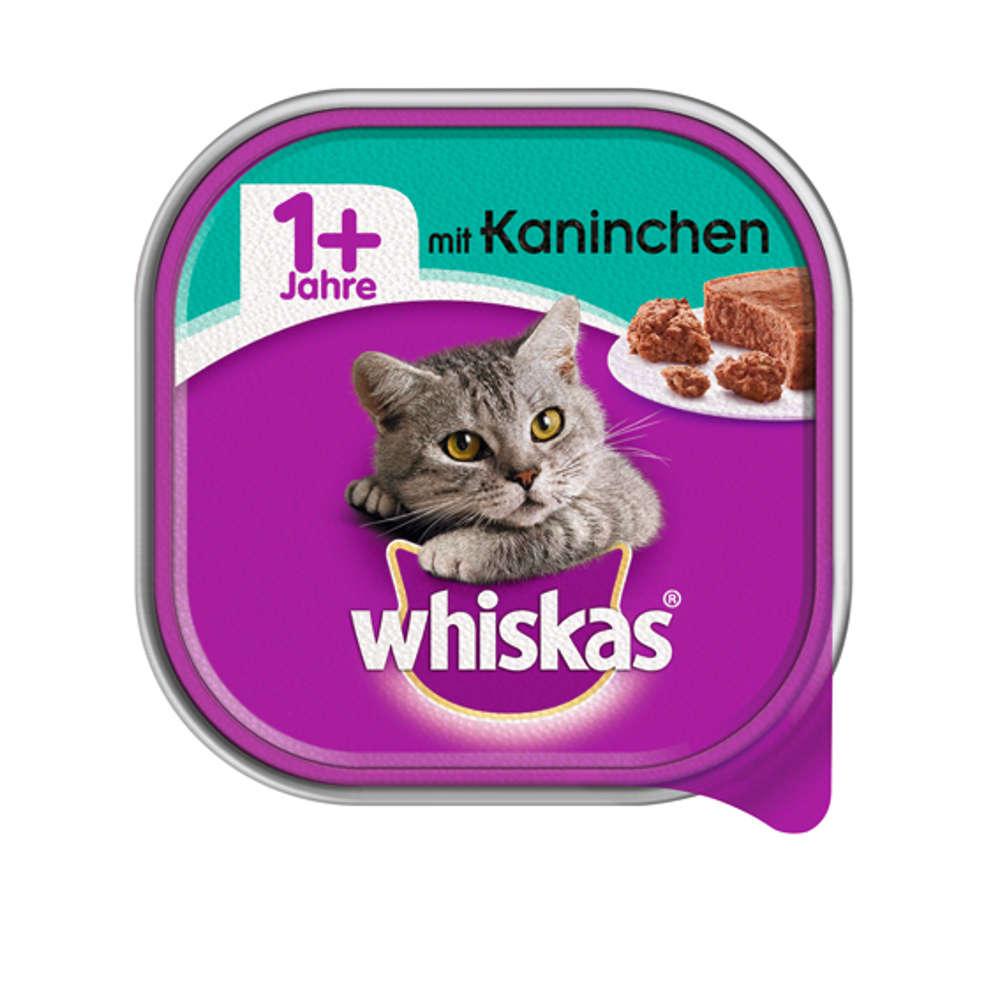 Grafik für WHISKAS 1+ mit Kaninchen 100 g in raiffeisenmarkt.de