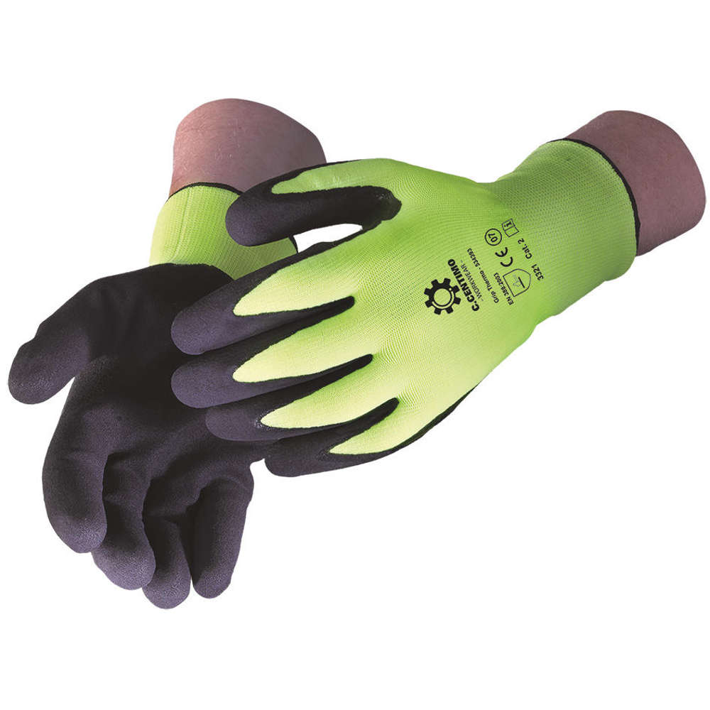 C.CENTIMO Handschuh Grip Thermo - Arbeitshandschuhe