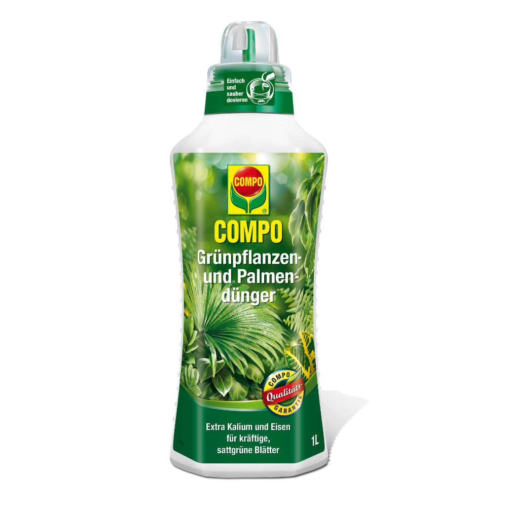 COMPO Gruenpflanzen- und Palmenduenger - Gartenduenger