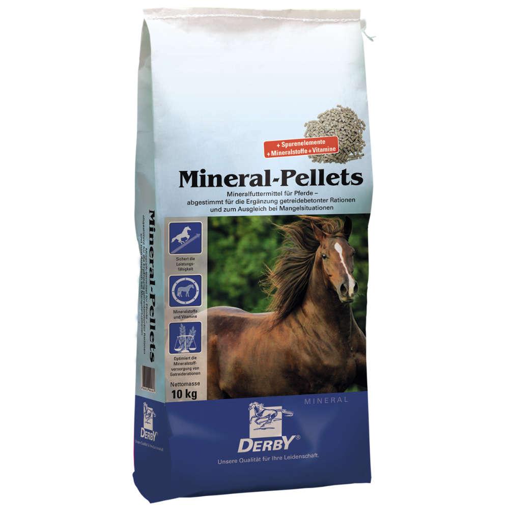 DERBY Mineral-Pellets - Mineralfutter