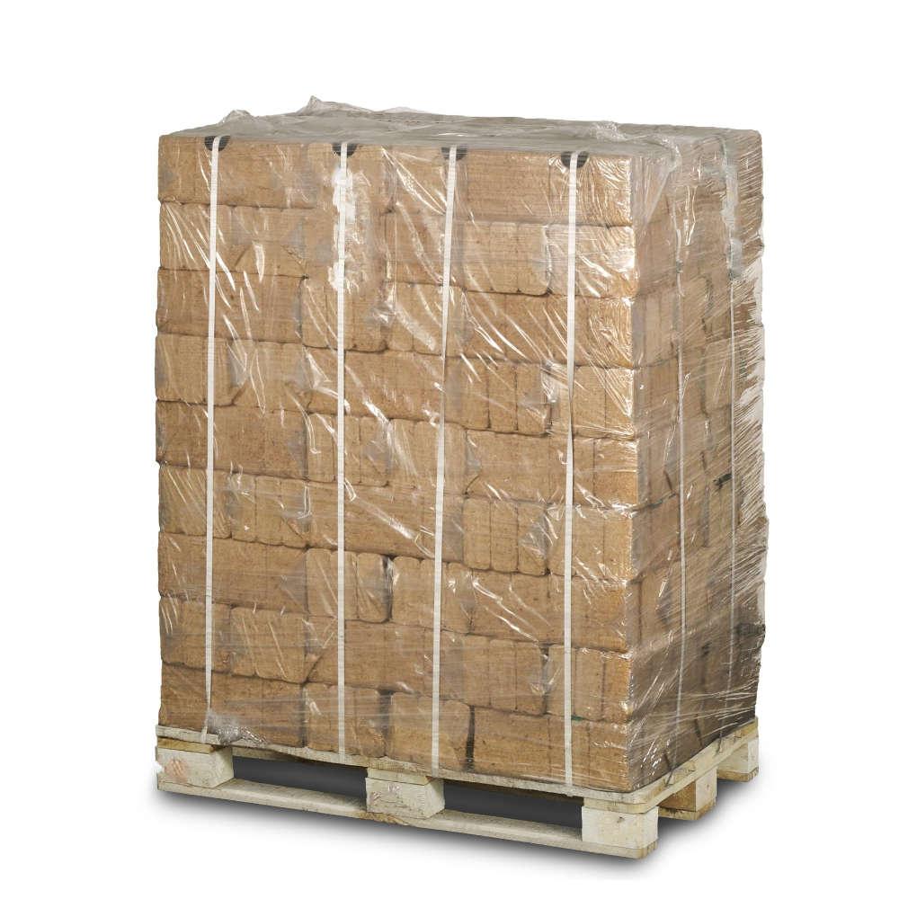 Flammenco Holzbriketts 10 kg Palette
