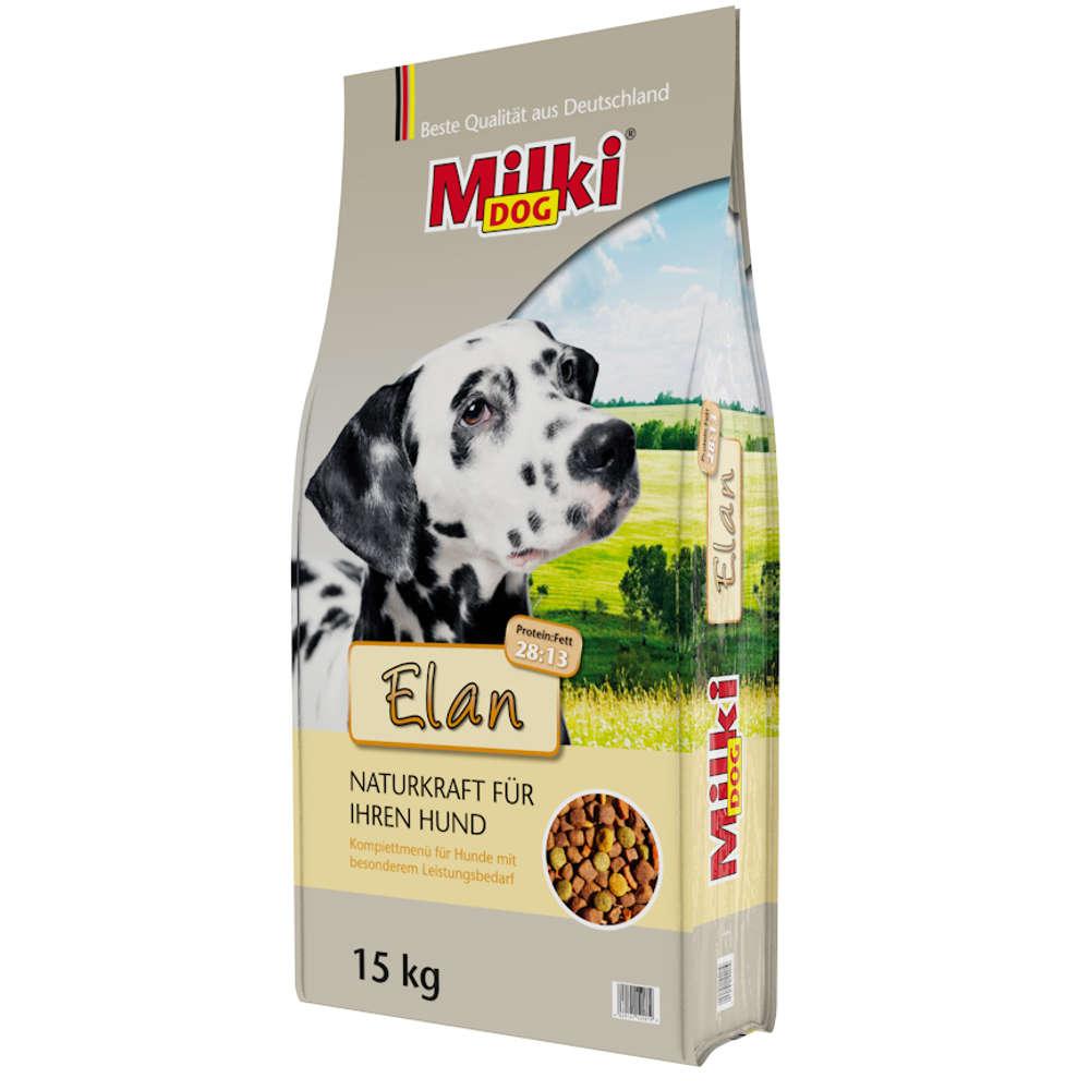 Elan - Hunde-Trockenfutter