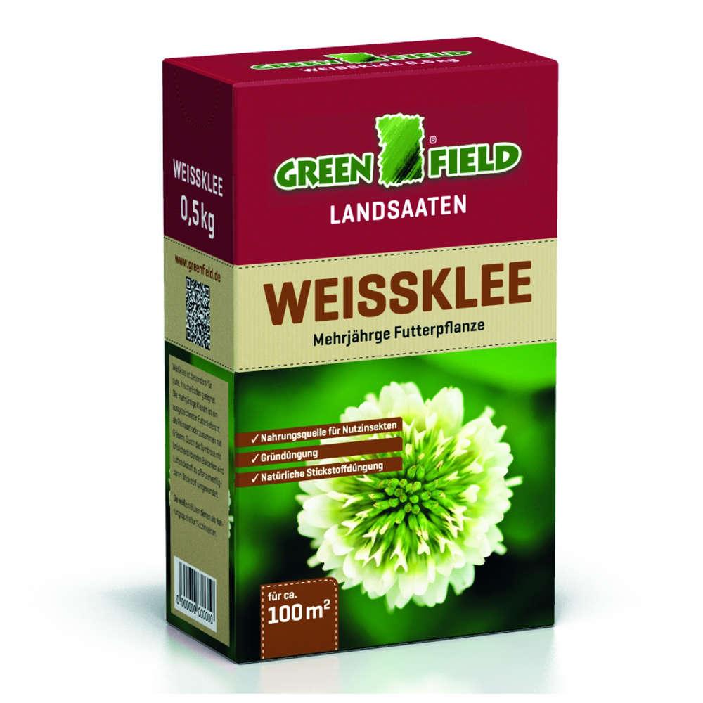 GREENFIELD Weißklee - Gartendünger