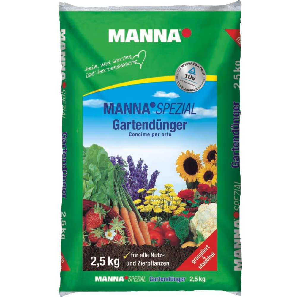 MANNA Spezialgartendünger - Dünger