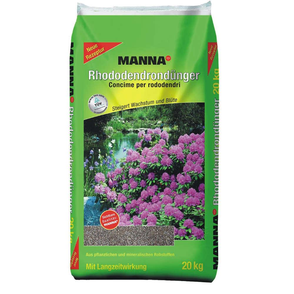 MANNA Rhododendrondünger - Dünger