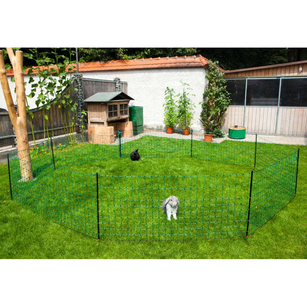 Kaninchennetz - Kaninchenzaun