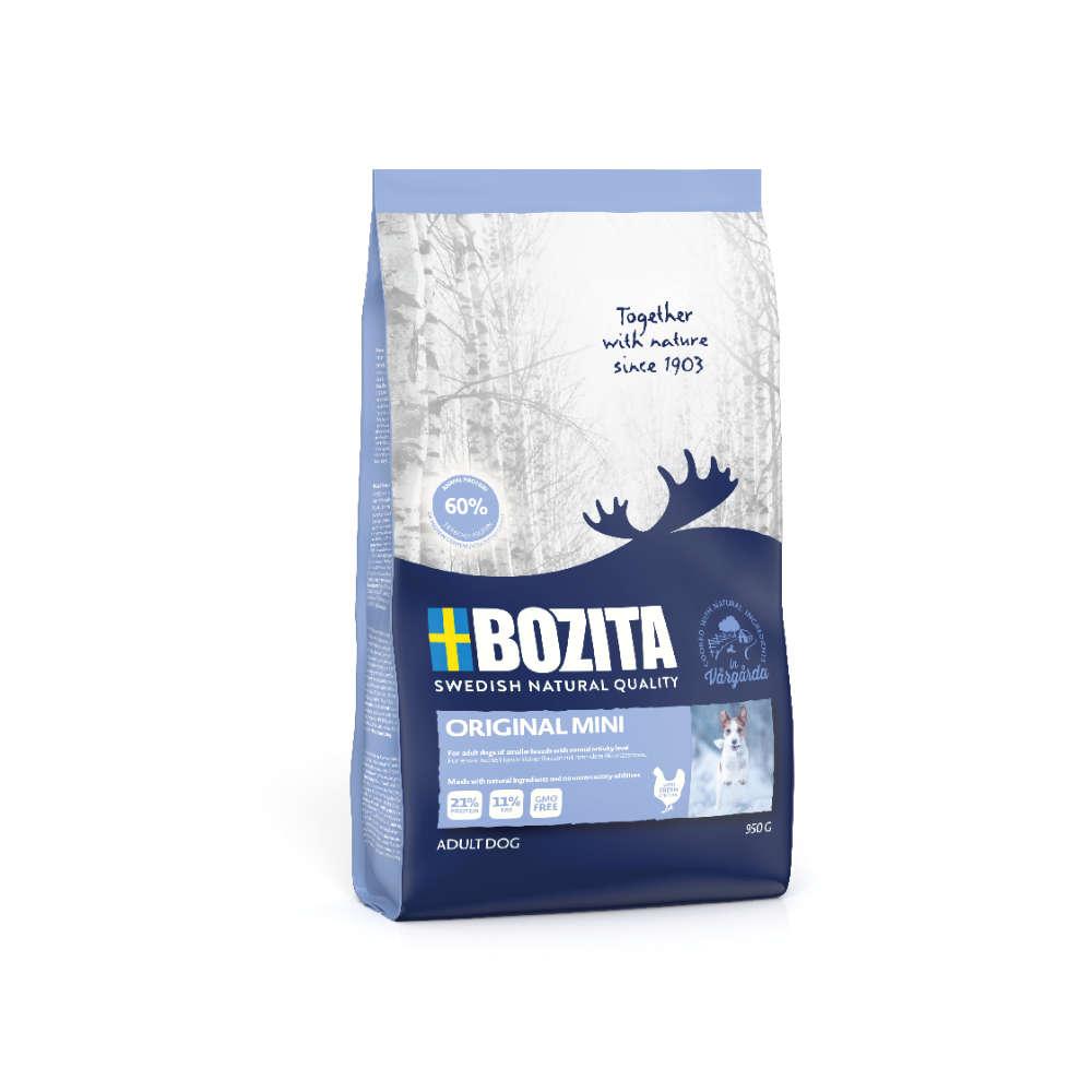 Bozita Naturals Original Mini - BOZITA
