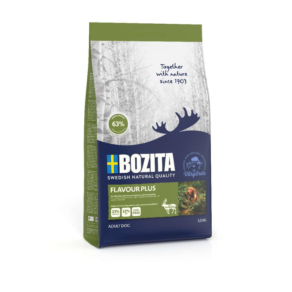 Bozita Naturals Flavour Plus - BOZITA