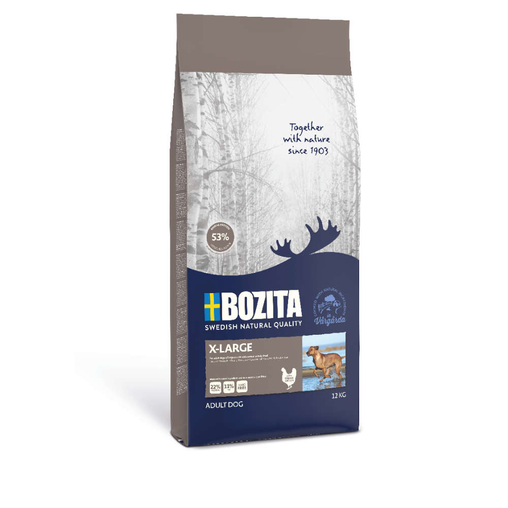 Bozita Naturals Original X-Large - BOZITA