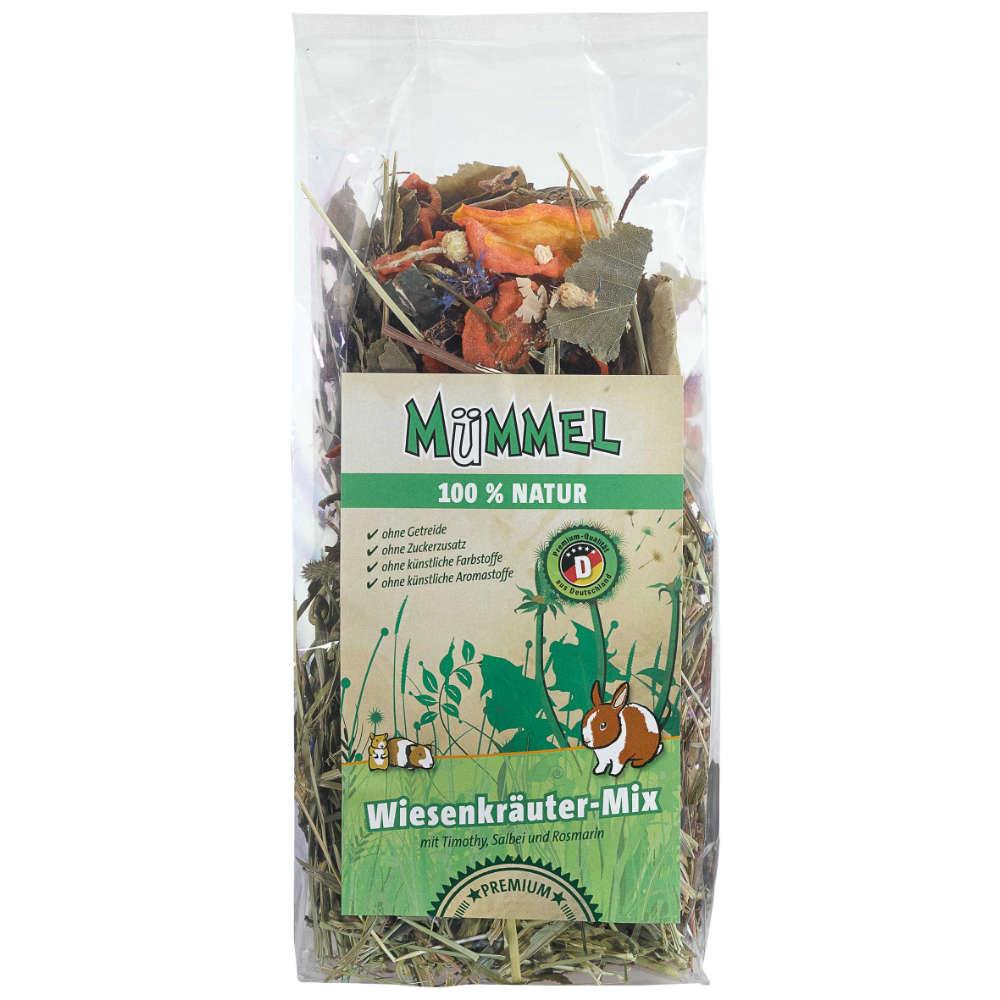 MÜMMEL 100% Natur Wiesenkräuter-Mix - Kleintiersnacks