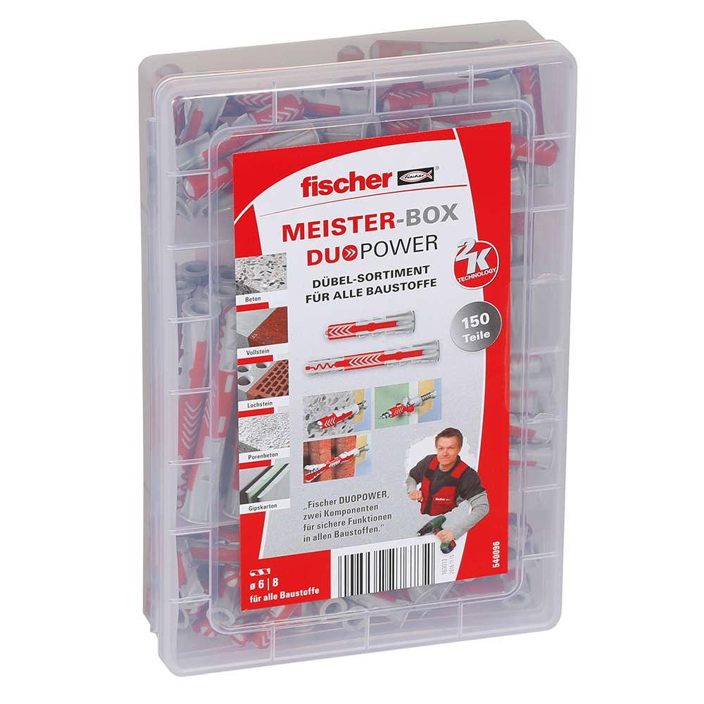 Fischer MEISTER-BOX DUOPOWER kurz/lang