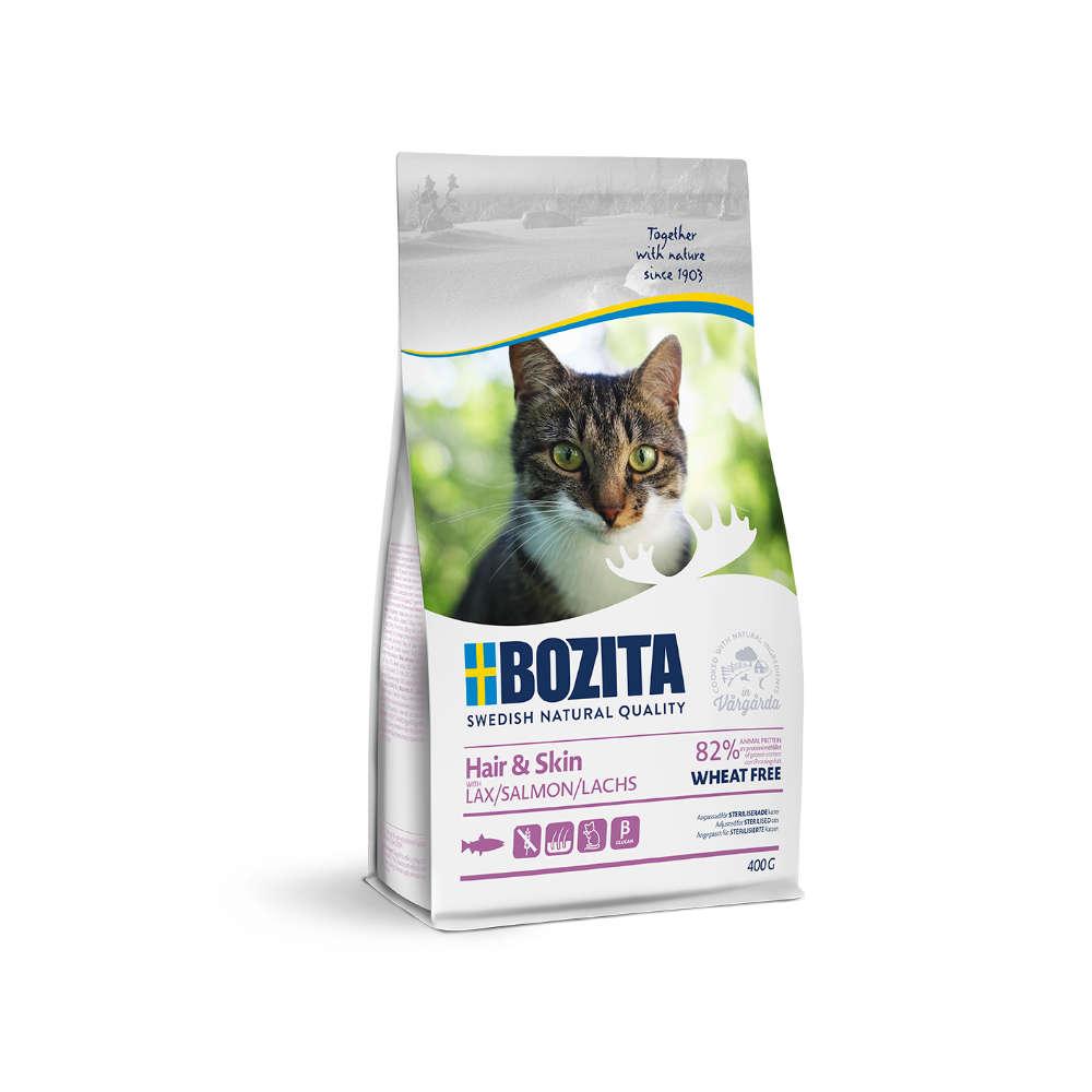 Bozita Hair & Skin Wheat free Salmon