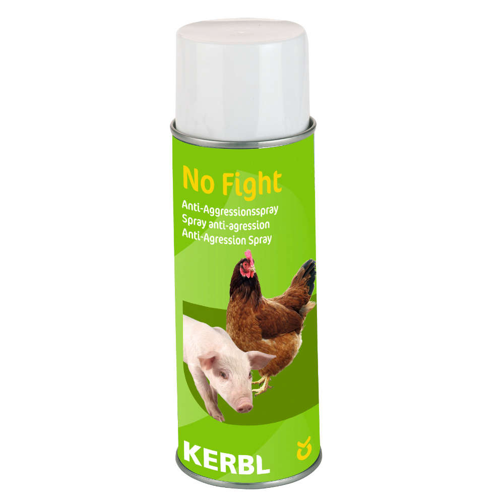 KERBL Anti-Aggressionsspray No Fight - Gefluegelhaltung