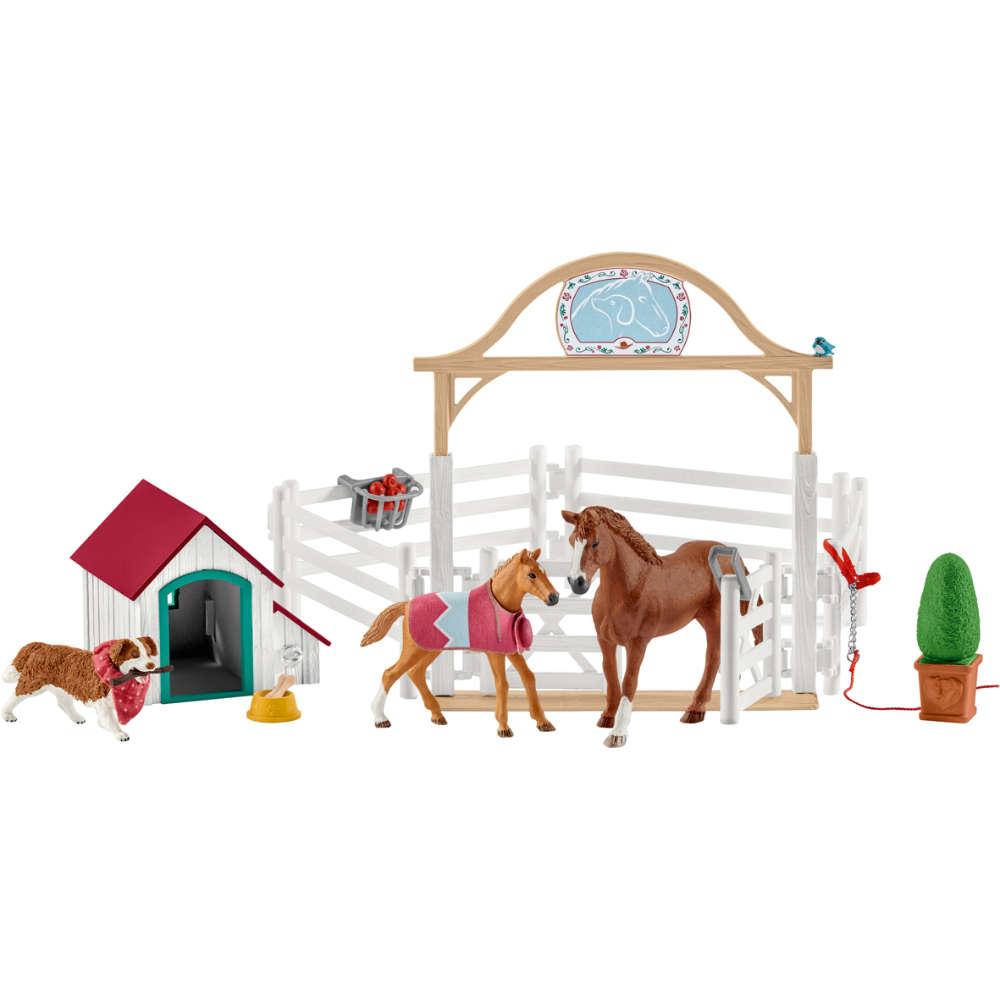 Schleich Horse Club  Hannahs Gastpferde