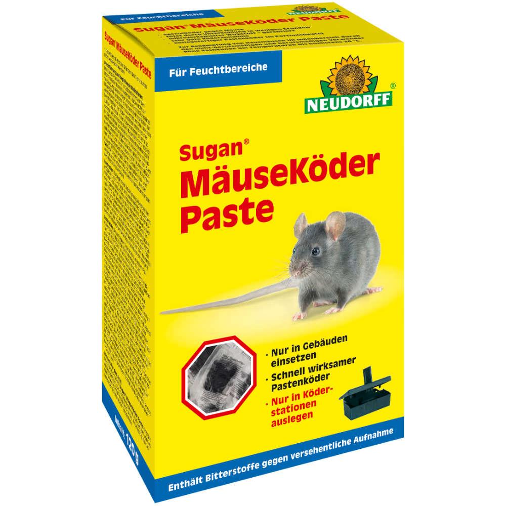 Neudorff Sugan Maeuse Koeder Paste - Schadnager