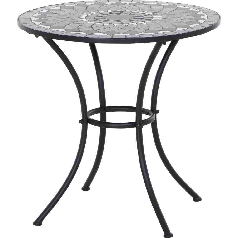 SIENA GARDEN Como Tisch rund Ø 60cm