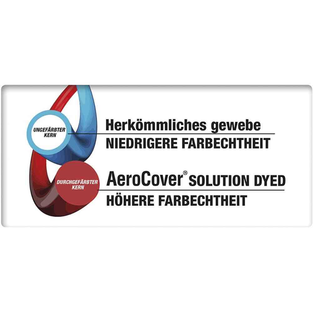AEROCOVER Atmungsaktive Schutzhülle für Grills Ø 57cm