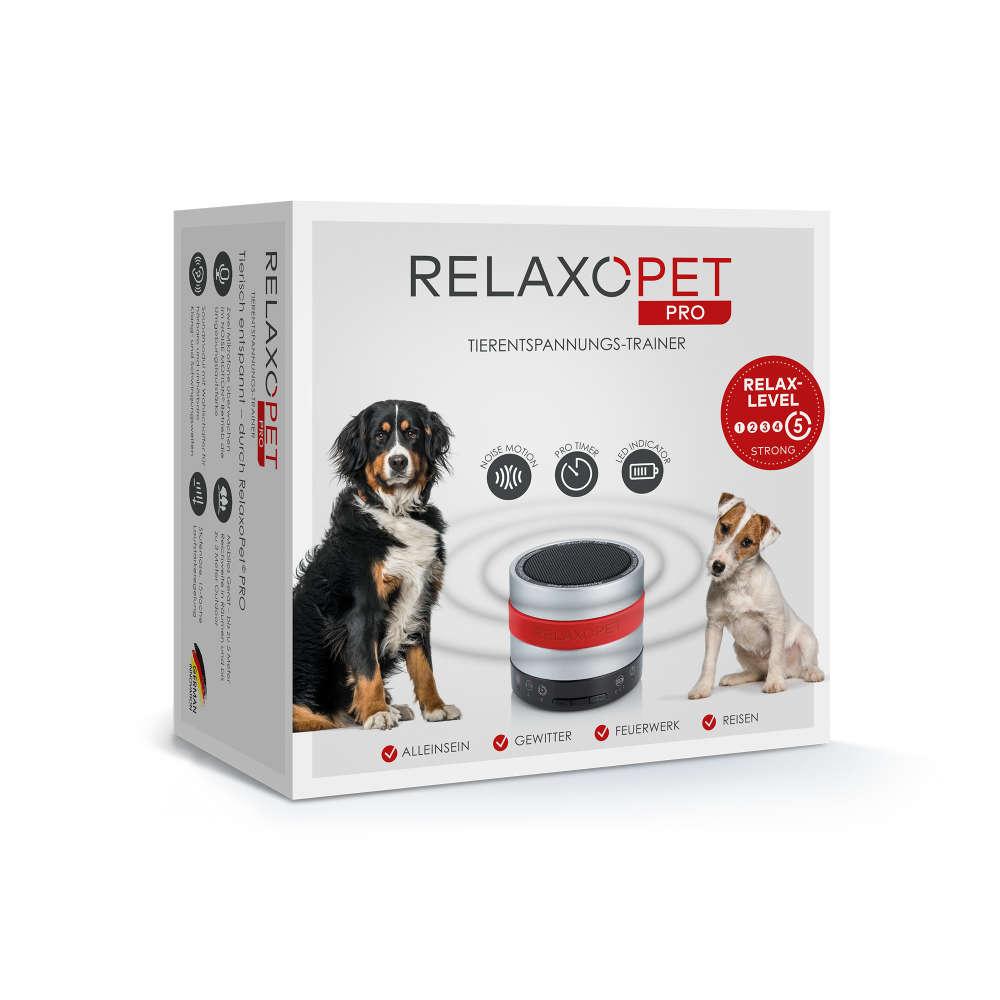 RELAXOPET PRO Tierentspannungs-Trainer für Hunde