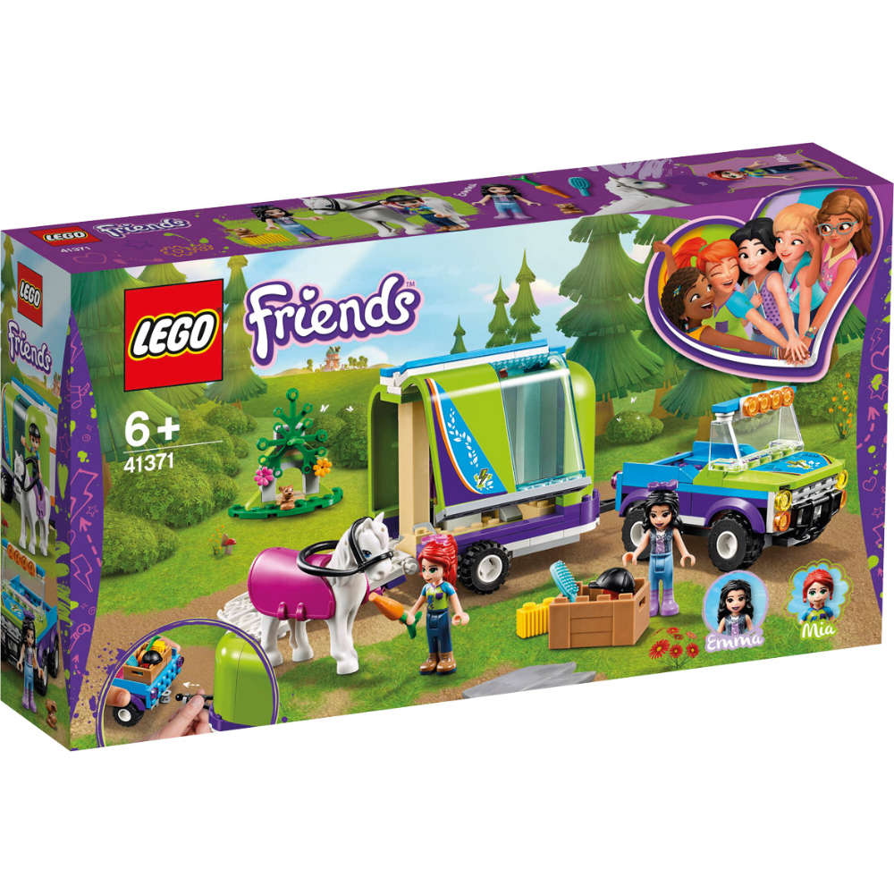 LEGO Friends Mias Pferdetransporter
