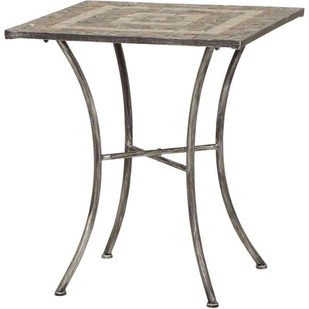 SIENA GARDEN Felina Tisch eckig 60x60 - Gartentisch metall