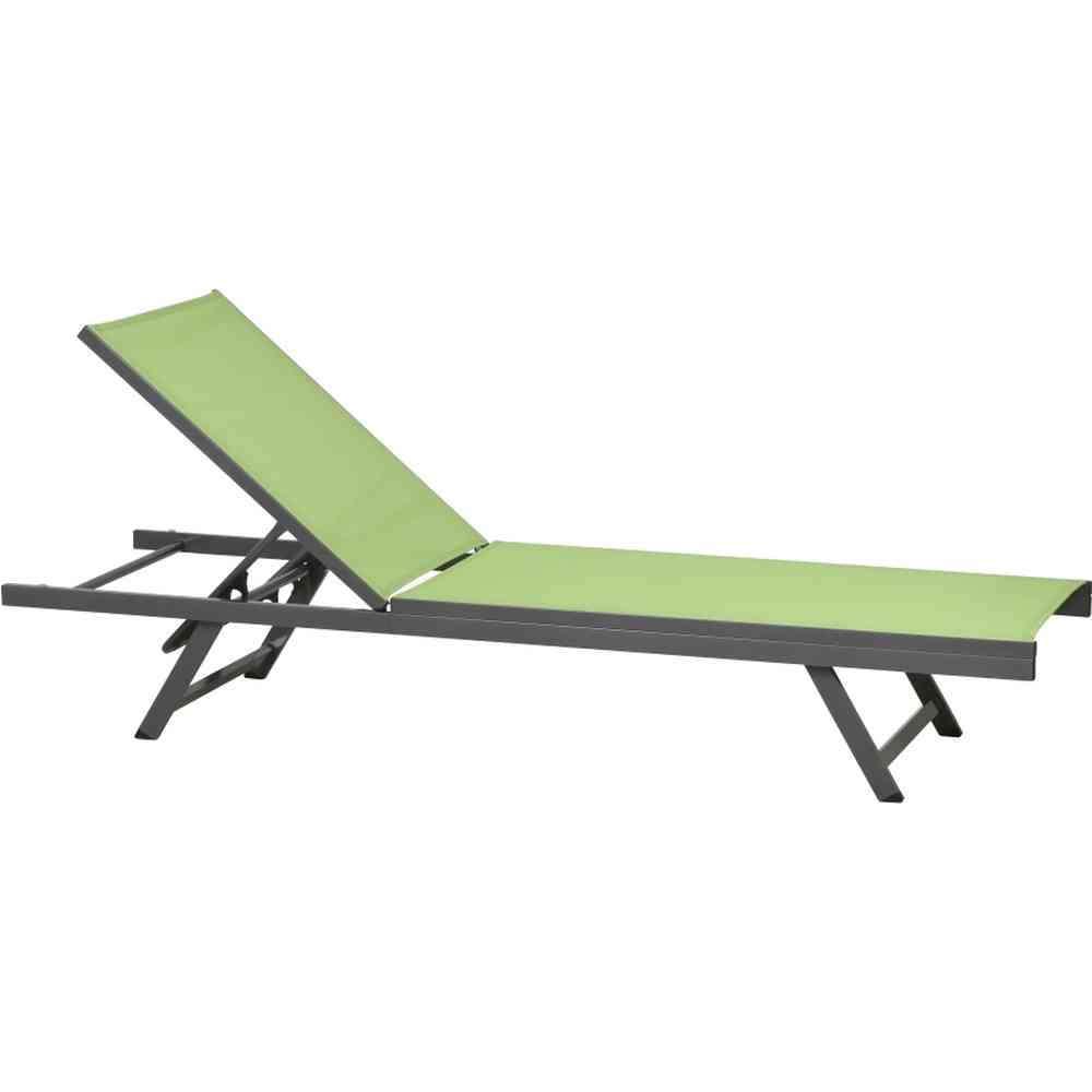 siena garden tropic alu liege gr n. Black Bedroom Furniture Sets. Home Design Ideas