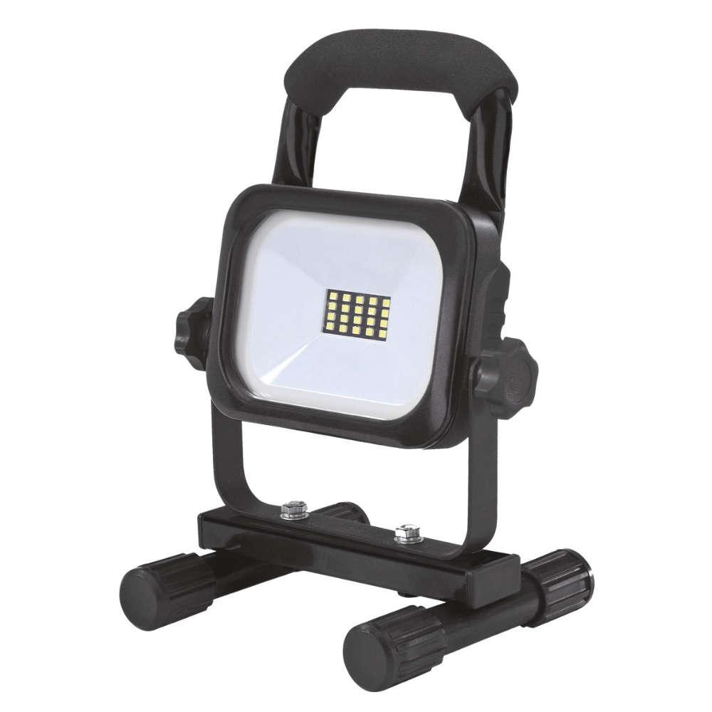 uniTEC LED Strahler mit Akku 10W