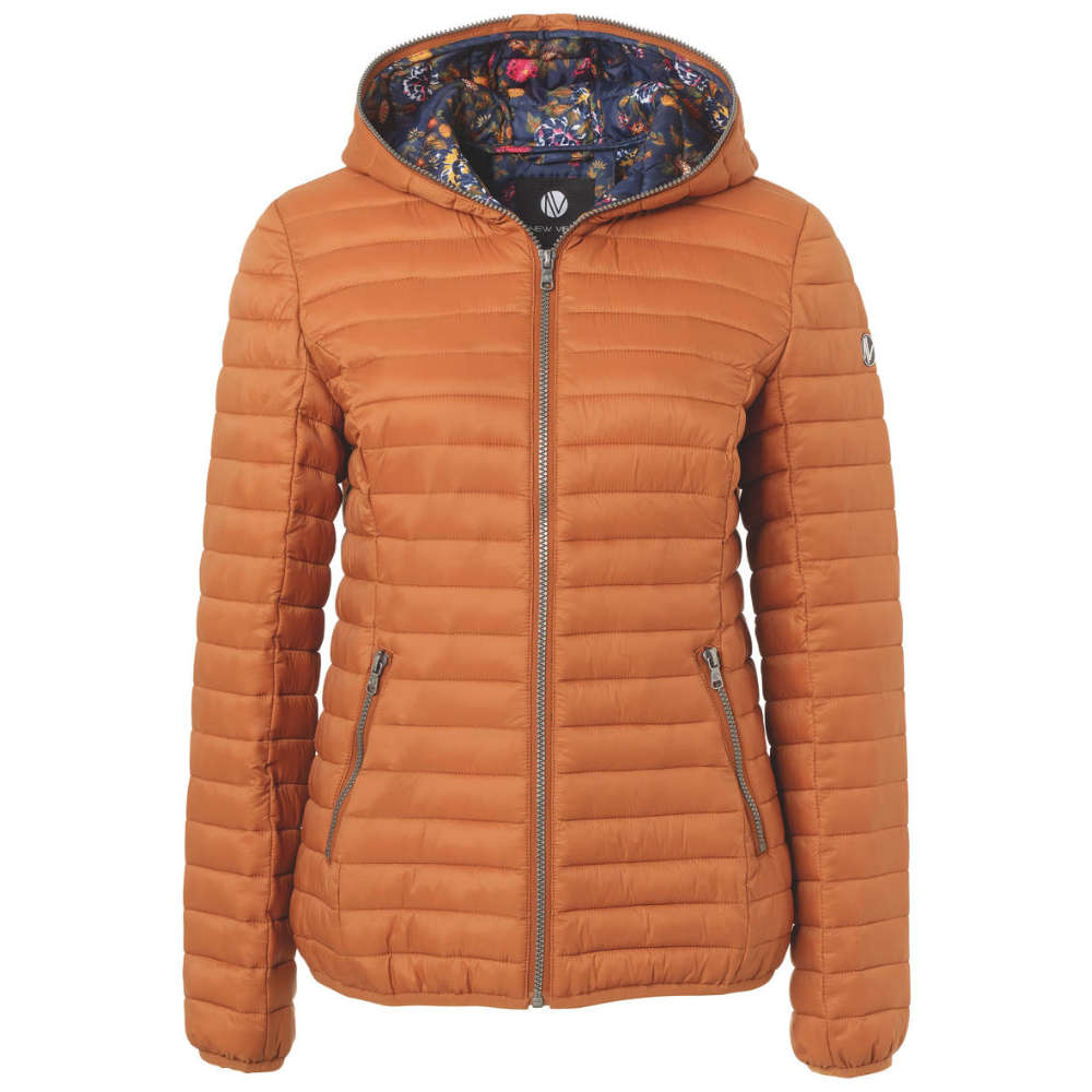 Odyssee Damen Steppjacke Ginger Bread