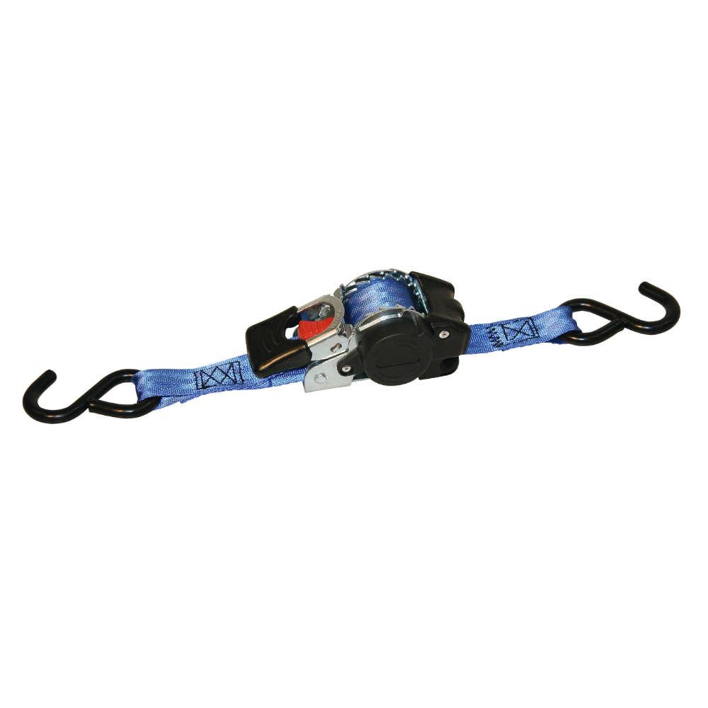 Automatik-Zurrgurt mit Aufrollfunktion 25 mm/1,80 m - Zurrgurt