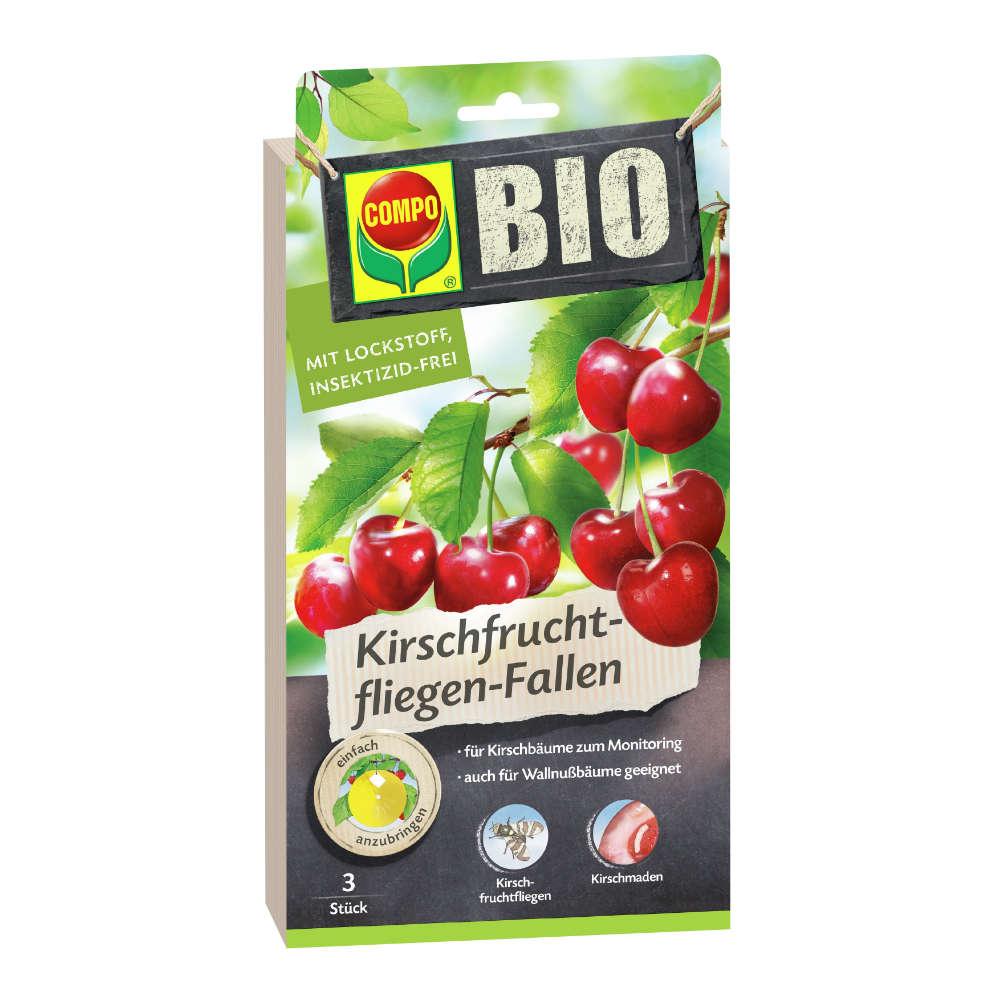 Bio Kirschfruchtfliegen-Fallen