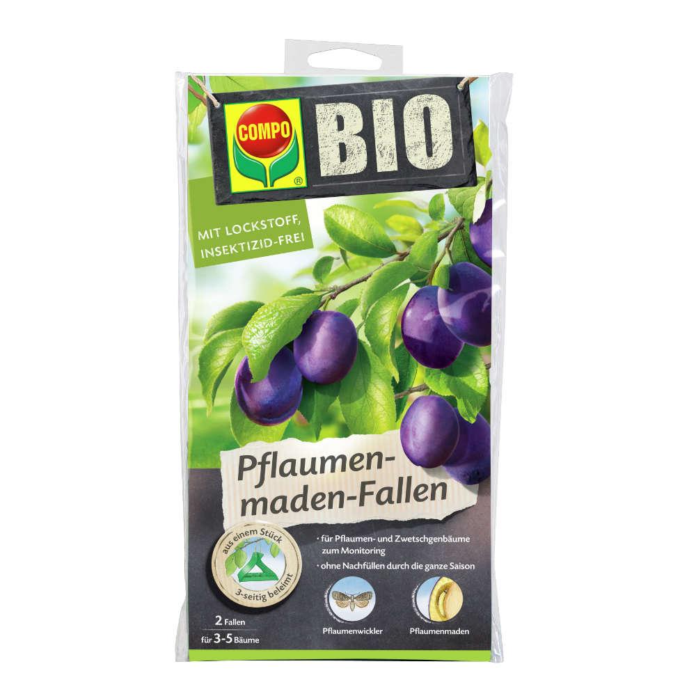 Bio Pflaumenmaden-Fallen