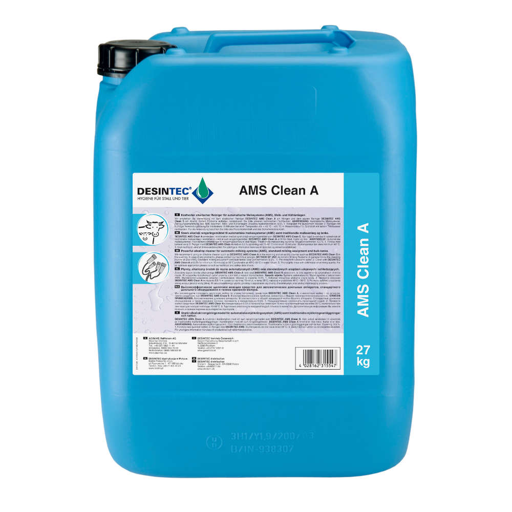 DESINTEC® AMS Clean A - Euterhygiene