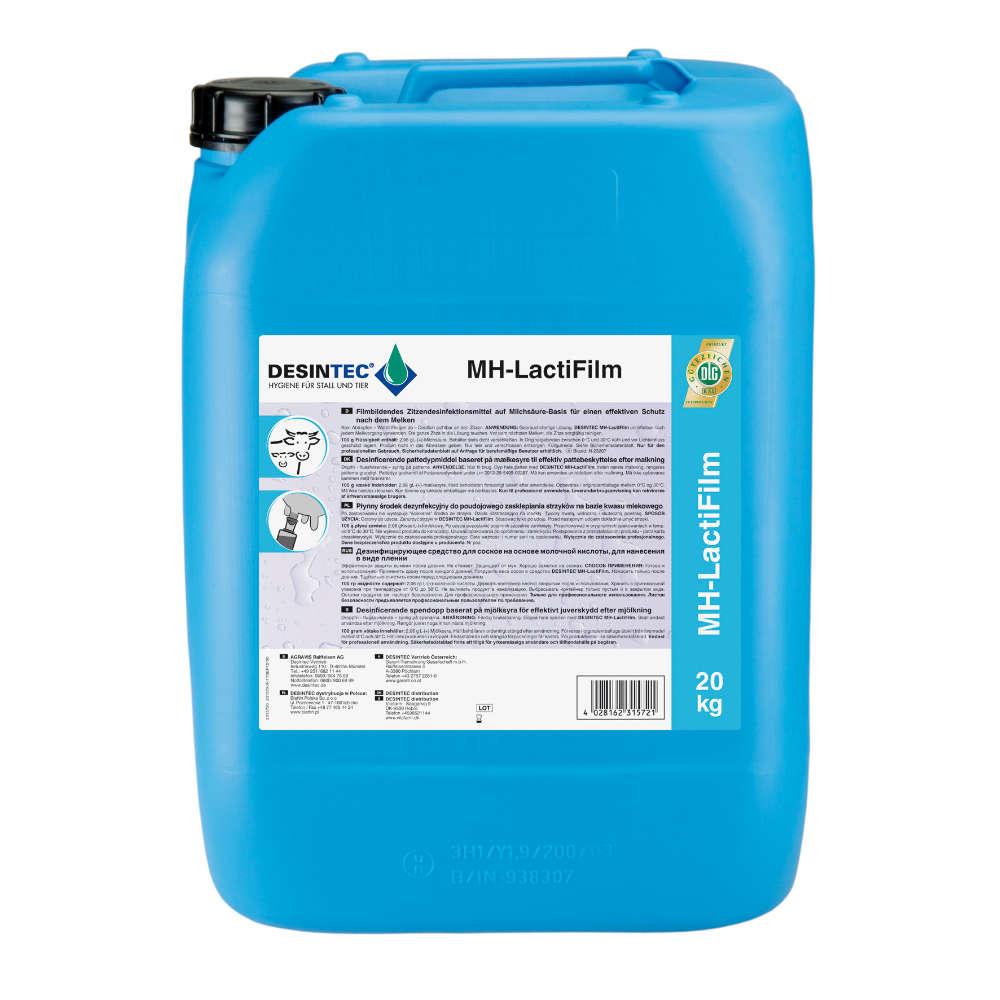 DESINTEC® MH Lacti Film - Euterhygiene
