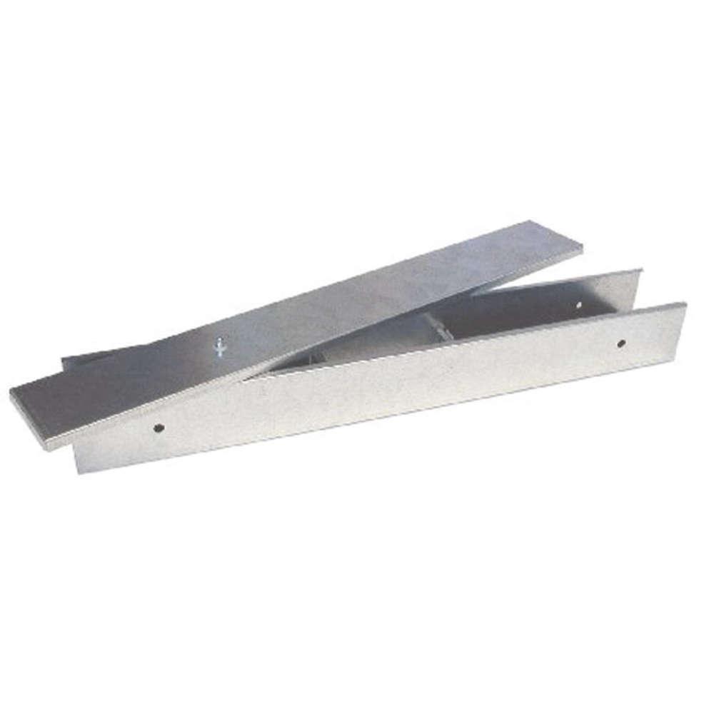 DESINTEC® Rattenköderstation Metall - Schadnagerbekämpfung