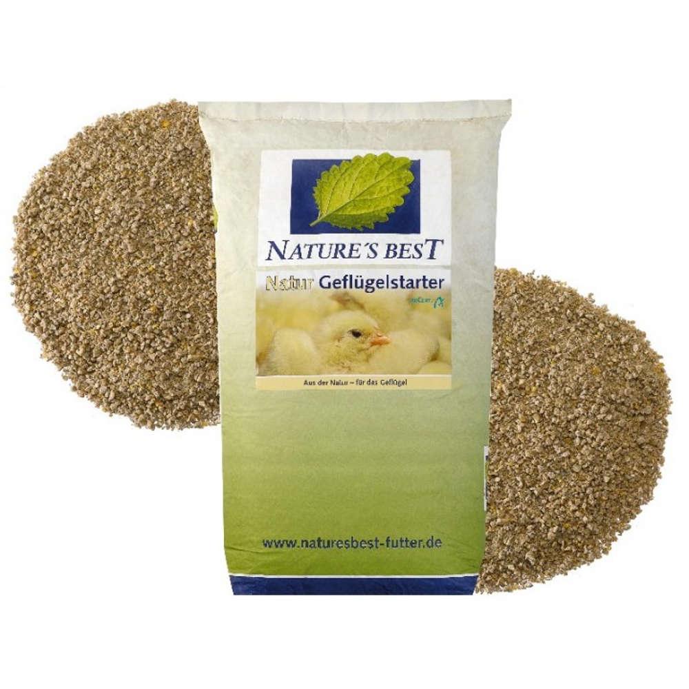 NATURE?S BEST Natur Geflügelstarter - Bio
