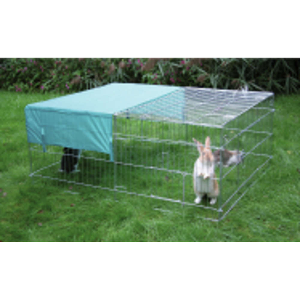 KERBL Freigehege - Freigehege Kaninchen