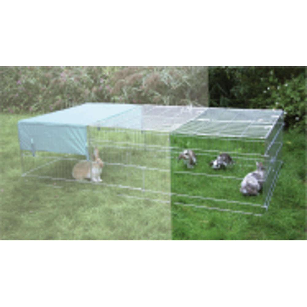 KERBL Freigehege Erweiterungselement - Freigehege Kaninchen