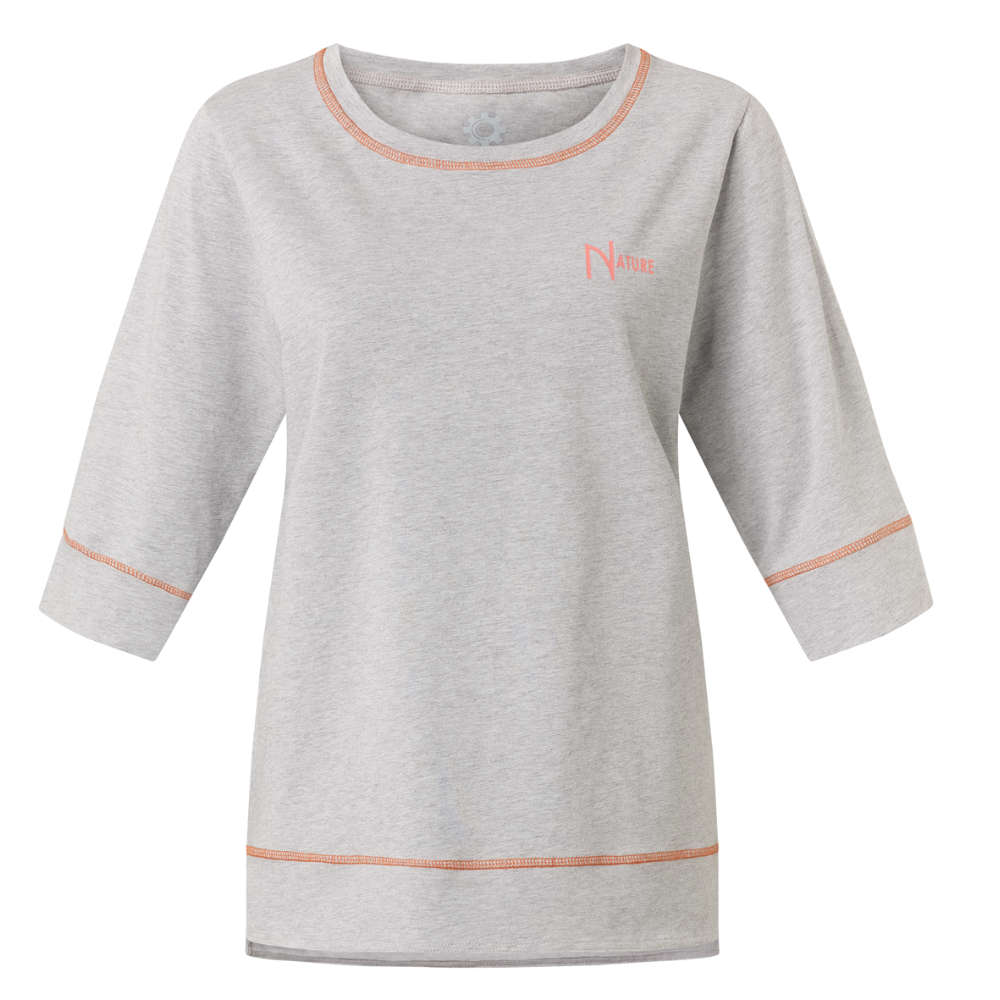 C.CENTIMO NATURE Damen Shirt pfirsich
