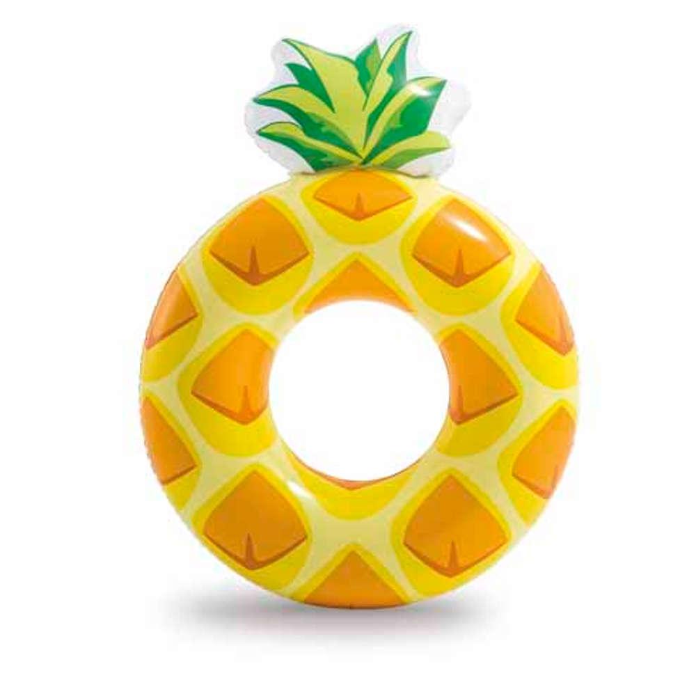 Intex Schwimmring Ananas