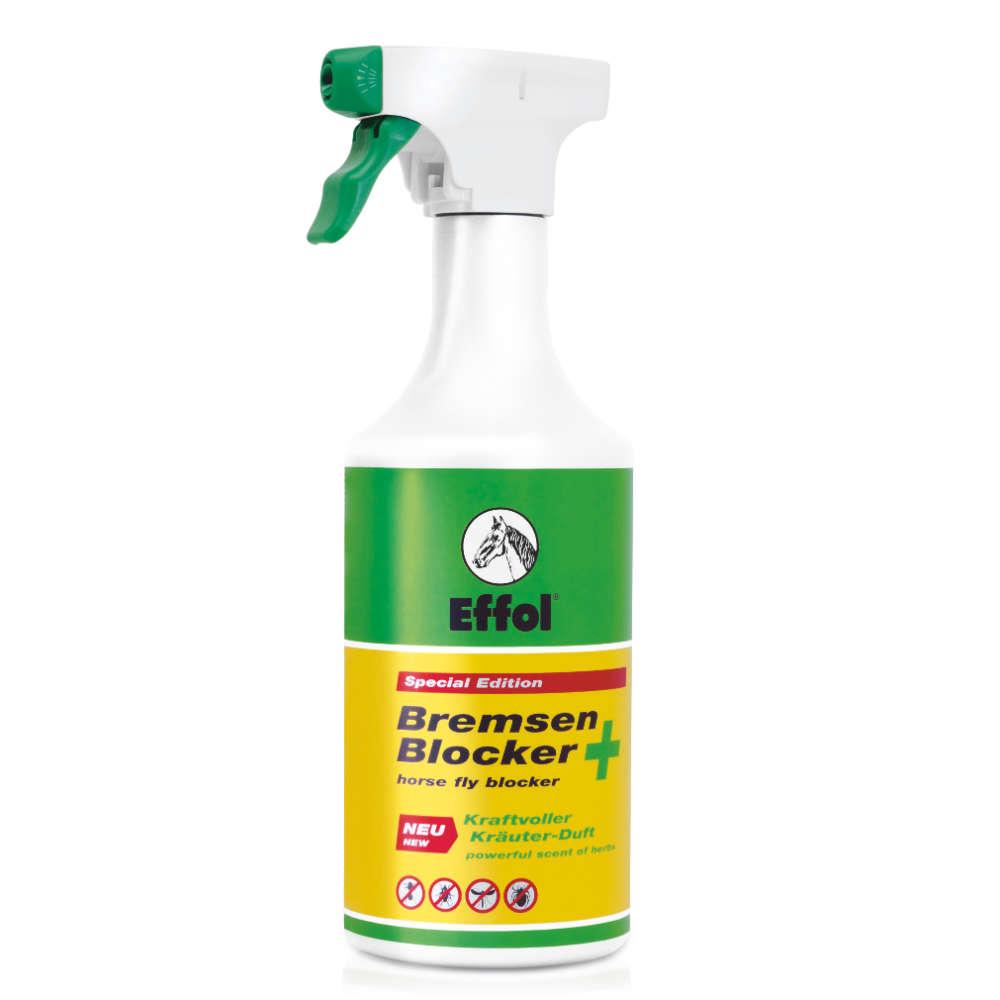 Effol Bremsen-Blocker 750 ml + Special Edition - Fliegenschutz Pferd
