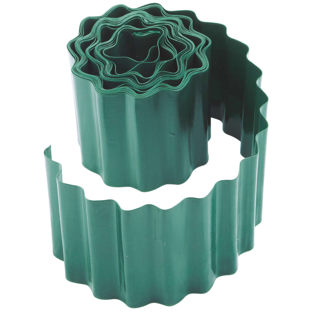 Raiffeisen gartenkraft Rasenkante, Hoehe 200 mm, 9 m lang - Rasenkantenschneider