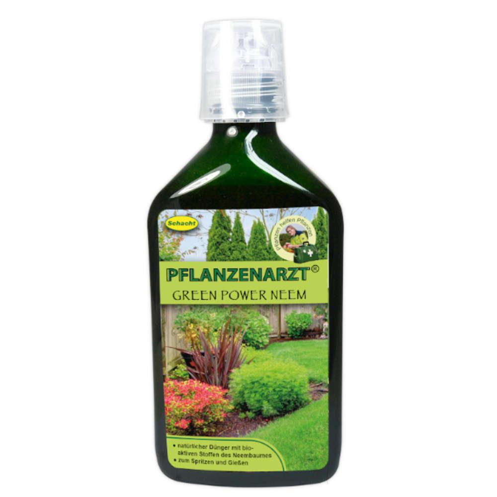 Pflanzenarzt Green Power Neem