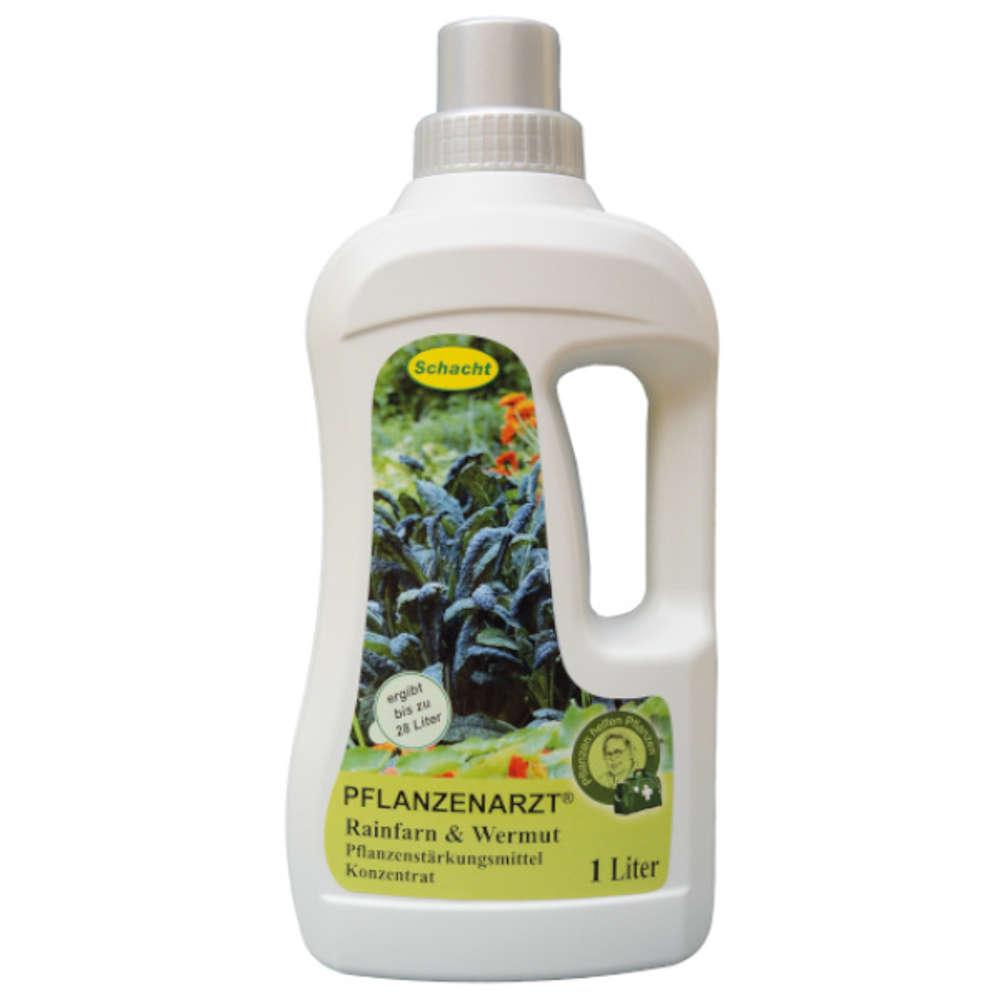 Pflanzenarzt Rainfarn und Wermut