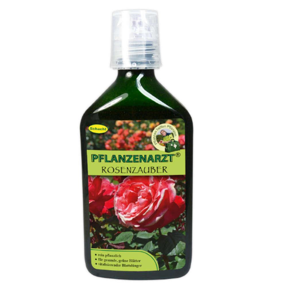 Pflanzenarzt Rosenzauber