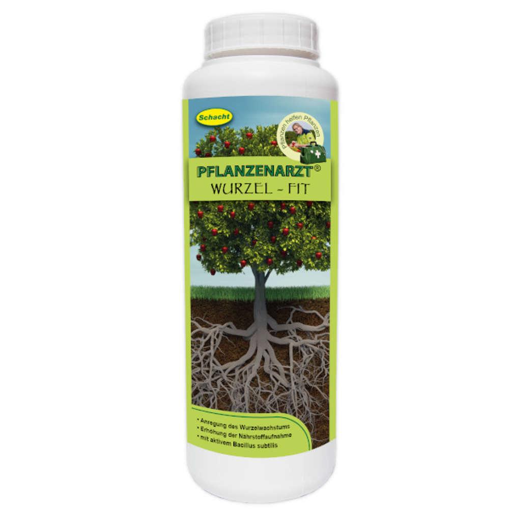Pflanzenarzt Wurzel-Fit