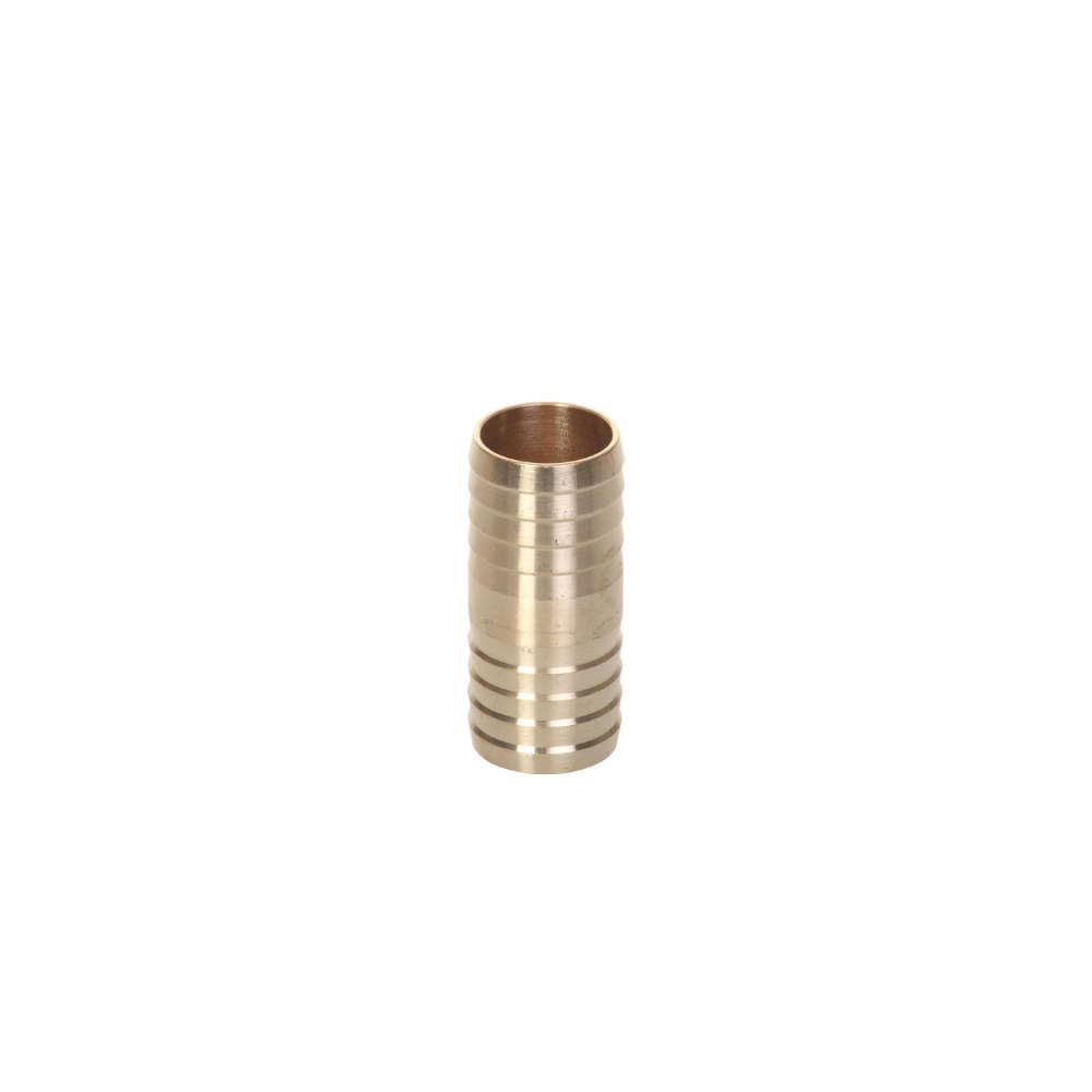 gartenkraft Schlauchverbinder 13mm, Messing, fuer 1/2 - Anschluesse & Kupplungen
