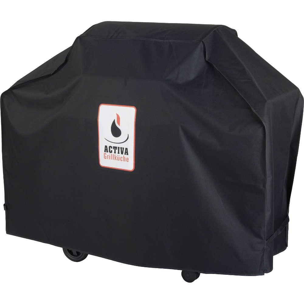 Activa Wetterschutzhaube für Grillwagen Angular