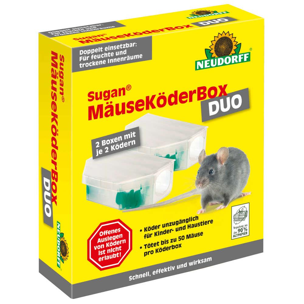 Sugan Maeusekoeder-Box DUO