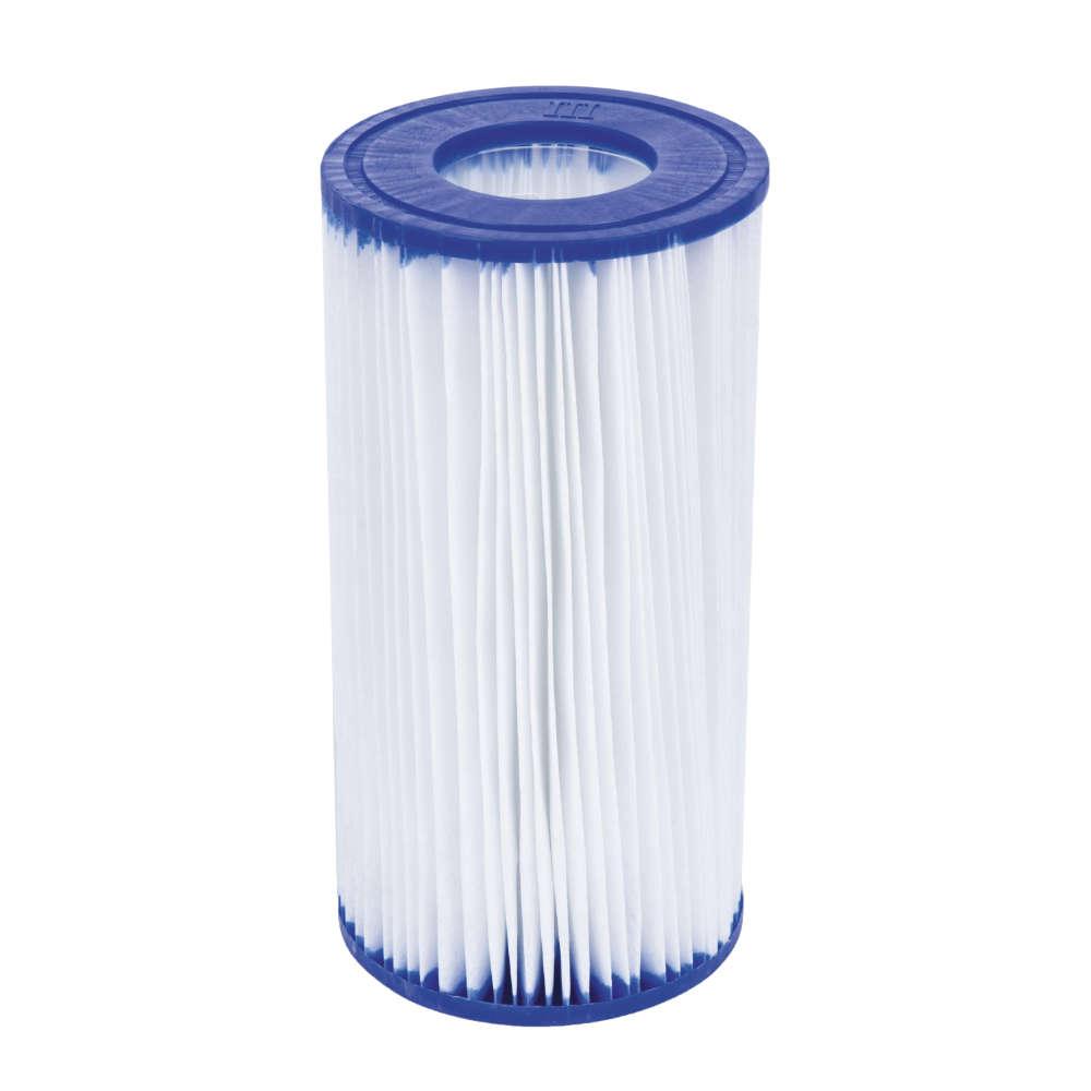 Bestway  Flowclear Filterkartusche Gr. III, 10,6 x 20,3 cm